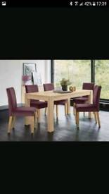 NEW - Next Dining Table