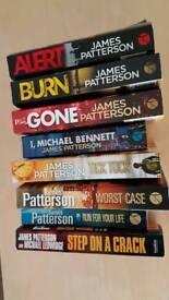 James Patterson series Michael Bennett