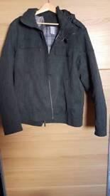 Quencha XL Mens waterproof jacket
