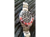 Rolex Gmt II - Red/black