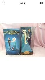Disney Limited Edition Elsa and Hans DFDC
