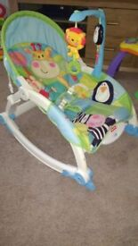 Fisher-Price Discover and grow rocker