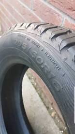 Tyre..like new 205/60R16
