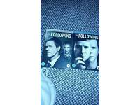 First and second season of the following