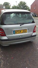 Mercedes Benz A Class £300