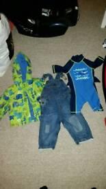 6-9 month boys' bundle