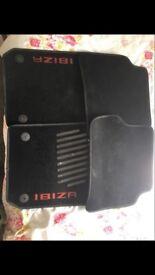 Seat Ibiza mats
