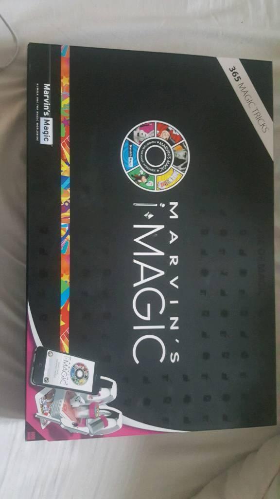 Magic set perfect for magicians