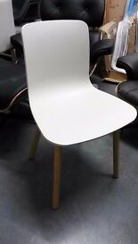 Vitra HAL Chair Light Oak Ex Display RRP £307