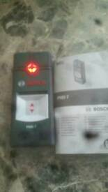 bosch db7 wire pipe etc detector