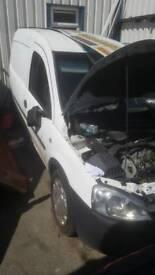 Vauxhall Combo parts