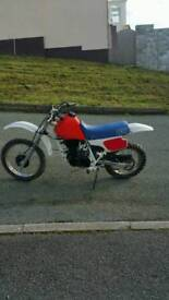Honda xr80r project