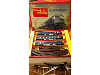 Tri-Ang Hornby RS 52 Blue Pullman Train Set (1960s)