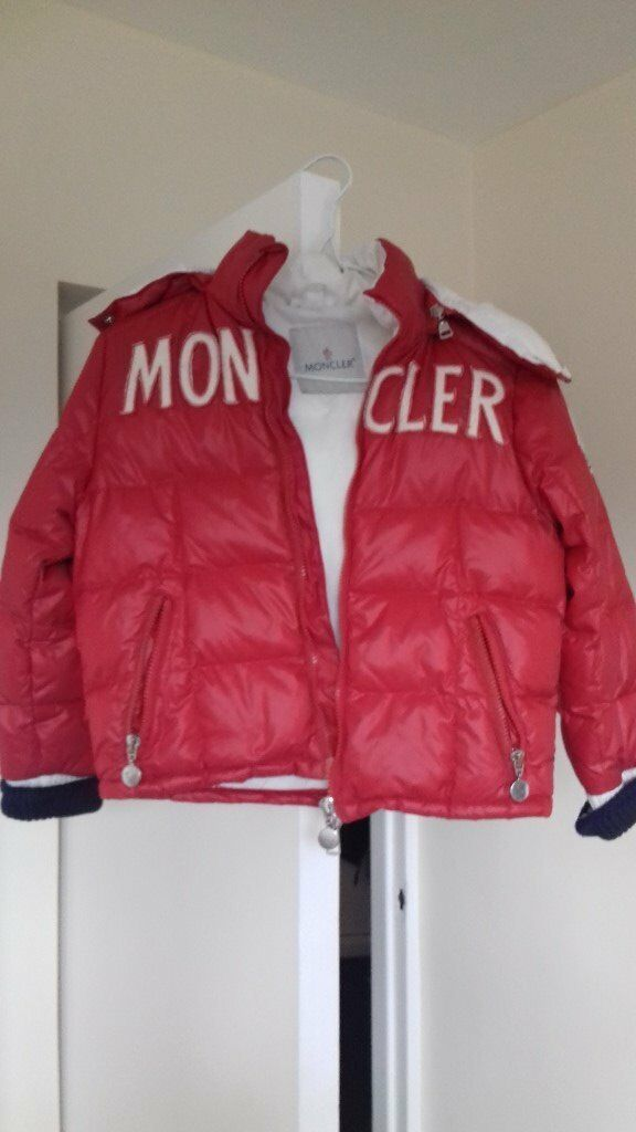 moncler jacket gumtree london