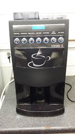 Bean to Cup Coffee Machine (Plumbed or unplumbed)