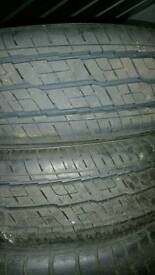 New tyres avon avanza av2 185/75/16c 215/75/16c 235/65/16c