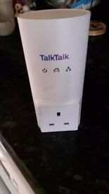 Talk Talk D-Link ethernet powerline adapter