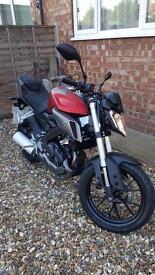 Yamaha MT125 ABS