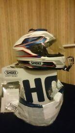 Shoei GT Air motorcycle helmet Inertia TC2 NEW pads SPARE VISOR M / L Medium Large Suzuki BMW