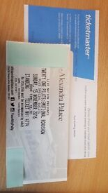 Twenty One Pilots Ticket x 1 SUN 13TH NOV @ ALEXANDRA PALACE