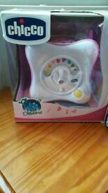 Chicco night light with music nature sounds