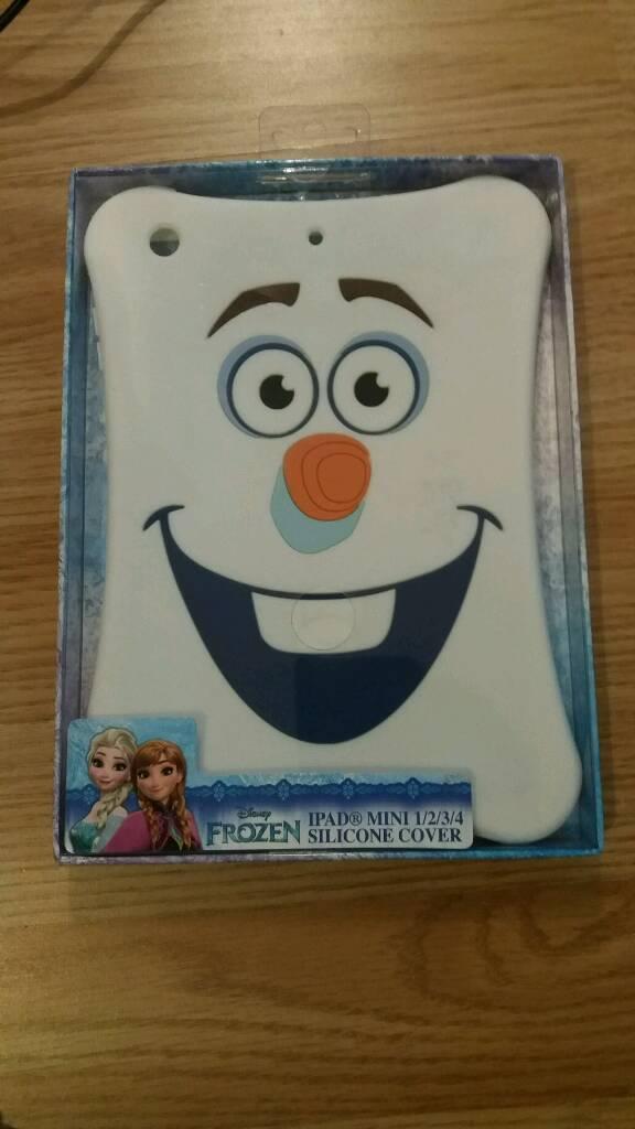 Disney Frozen Olaf iPad mini case