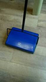 Bissell carpet sweeper