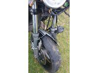 kawasaki zx6r 1995 spares/repairs