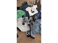 Baby Boy bundle of clothes - 6- 9 months