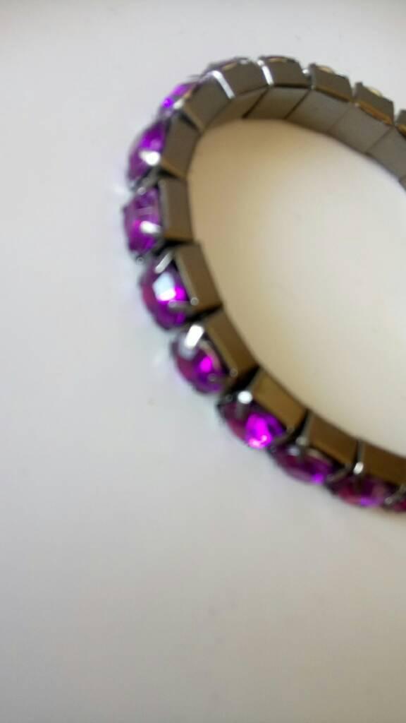 Purple dress braceletin Fareham, HampshireGumtree - Purple dress bracelet