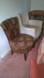 Antique nursery chair