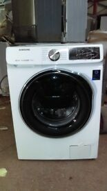 Samsung QuickDrive 9KG white WASHING MACHINE
