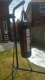 Standing punchbag