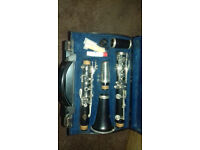 Clarinet for sale, ideal for a beginner