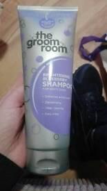 The groom room shampoo