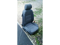 Audi A3 Standard Seats off of a 3 Door