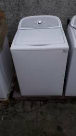 Whirlpool toploader washing machine