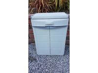 Keter Plastic Storage Cupboard With Drawer