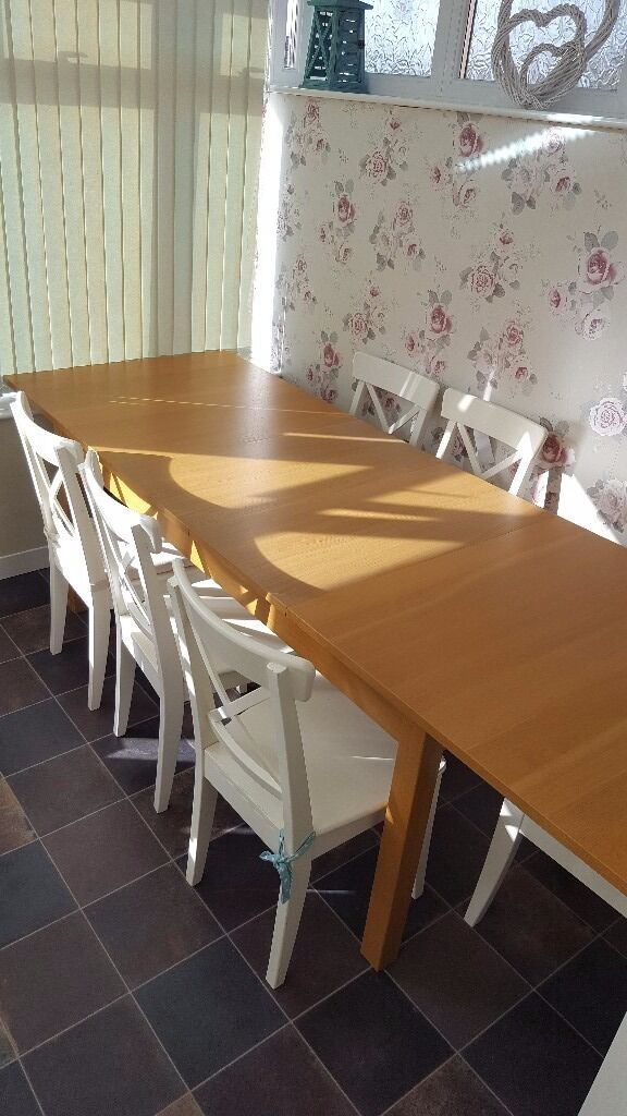 Ikea Extendable Dining Table In Shirehampton Bristol