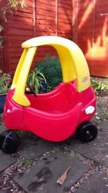 Little Tikes 'Cozy Coupe ' car