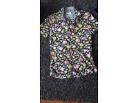 Pattern xs men shirt next
