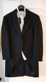 """Morning wedding suit 40-42"""" chest"""
