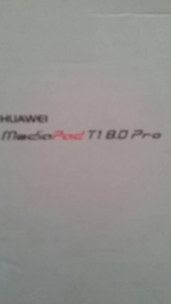 Huawei tablett