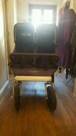 Easy walker double buggy