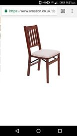 stakmore folding chairs set of 4