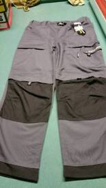 4 dickies work trousers
