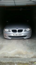 BMW 116i FOR SALE. Recently Serviced and MOT'd
