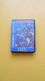 Bodycount Mega Drive Rare Game