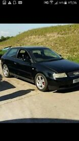 audi a3 breaking for parts