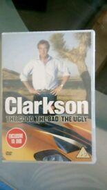 Clarkson DVD